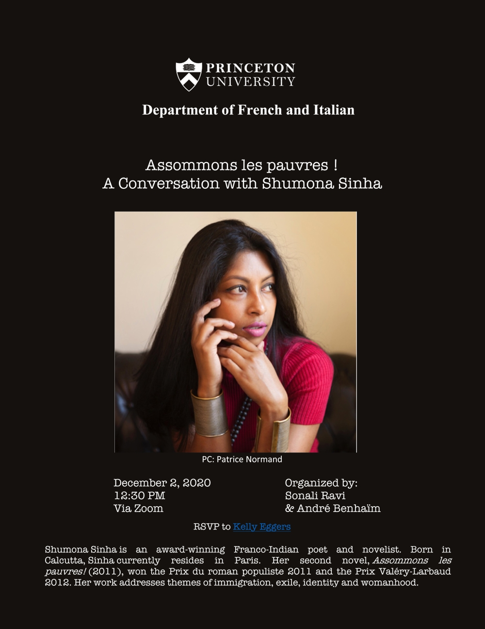 Poster for: Assommons les pauvres!