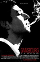 Poster for Gainsbourg