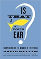 Book Cover: Is That a Fish in Your Ear?