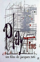 Poster for Film: Playtime by Jacques Tati