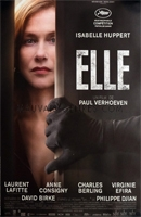 Poster for Cine Club: Elle