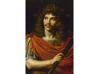 Painting of MOLIÈRE