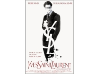 Poster for the biographical film; Yves Saint Laurent
