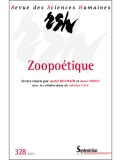 Image for Zoopoétique